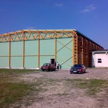 Sala de sport Vicovu de Jos, Suceava – instalatii termice si sanitare