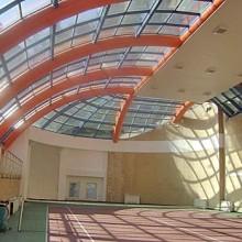 Sala de sport Slanic Moldova, Bacau – instalatii termice si sanitare