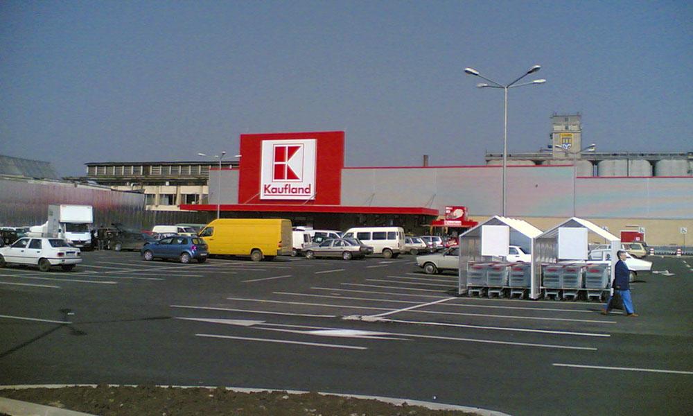 Kaufland Onesti, Bacau – instalatii termice si sanitare